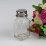 De in het groot Kruik van de Apotheker van het Glas van de Goede Kwaliteit met het Deksel van het Metaal