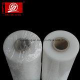 Embalagem elevada da pálete da película de estiramento da classe da máquina da transparência LLDPE de Shuangyuan com relatório do GV