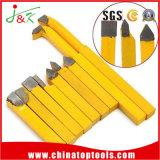 Fornitore della Cina di insiemi di strumenti brasati carburo del tornio dello strumento Bits/CNC