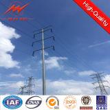 Acier électrique Pôle tubulaire de la distribution d'énergie 10m