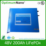 Lithium-Batterie-Bank-Solarspeicher LiFePO4 48V 200ah
