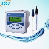 Analyseur en ligne industriel marqué du compteur pH pH de la CE ISO9001 de Phg-3081b
