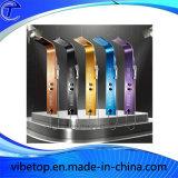 Cinq couleurs de la tête de douche avec de gros de métal de haute qualité