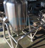 Acero inoxidable de alta calidad personalizado líquido del depósito de almacenamiento de agua móvil
