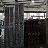 Scambiatore di calore del tubo dell'aletta dell'alluminio e del tubo di rame/di aletta del piatto acciaio inossidabile/radiatore dell'olio