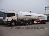 De China de GNL do oxigênio líquido do nitrogênio do argônio de tanque do carro reboque novo Semi