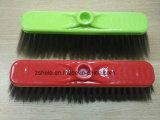 De plástico barato escoba barriendo con cepillo de cerdas (HL-A101L)