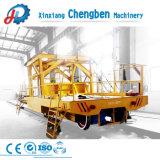15 ton de Barramentos de Alta Frequência Powered sobre os trilhos do carrinho de transferência personalizada