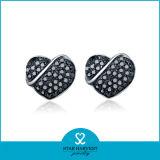 2014 Diseño de nuevos diseños de Heart Earrings