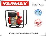 Yarmax pompe à eau diesel de fer de moulage de 2 pouces