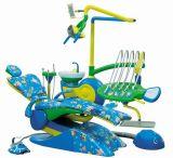 2014 عمليّة بيع حارّ/يستورد جلد مع ذاكرة زبد/تصميم خاصّ لأنّ أطفال كرسي تثبيت أسنانيّة