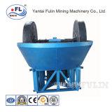 China moenda de ouro de moagem moinho horizontal úmida da máquina para venda