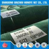 PE/PP 50% тени скорости 4X50m зеленого цвета тени Net