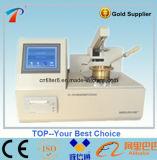 La norme ASTM D92 entièrement automatique Flash Point de produits pétroliers Open Cup Équipement d'analyse (TPO-3000)