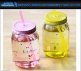 De Fles van het Glas van de metselaar zonder Handvat