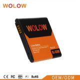 Batería de litio 100% nuevo batería de móvil