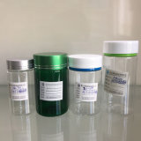 卸し売り75mlペットSGS ISOのカプセルのための空のプラスチック包装のびんかカルシウムまたはビタミン
