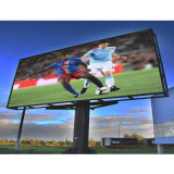 Location de étanche de plein air ultra-brillant P3.91 LED écran du panneau de l'écran de la publicité commerciale