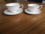 Dîner, tasse de café, tasse de thé, tasse et soucoupe, 220cc Cup, Bone China Cup,
