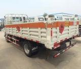 Boîte à cargaison sèche chariot 5 tonnes camion de transport de fret fret véhicule 4X2
