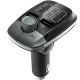 La créativité Higi 2019 Dernière conception Lecteur MP3 Bluetooth T50 Kit voiture mains libres + double chargeur USB + émetteur FM