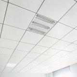20 années d'expérience décoratifs en aluminium panneau faux plafond suspendu