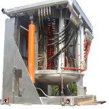 12 Ton 5 Ton forno de fusão por indução 30 toneladas forno eléctrico de arco para forno Ladel de silício