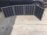 Портативный складной складной солнечной панели зарядного устройства 200W для кемпинга