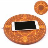 Magic Array - быстрое зарядное устройство беспроводной связи Модель со сверхплоским корпусом беспроводной зарядки блока совместимость iPhone Xs Galaxy S9+и более