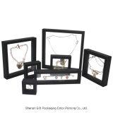 3D Duidelijk Plastic het Drijven Houten Luxe van het Ontwerp van het Vakje van de Verpakking van het Frame Nieuw/Hoogstaand/Vierkant/het Kosmetische Parfum van het Horloge van de Juwelen van de Fabriek van het Document/van het Plastiek/van het Leer/van het Fluweel