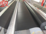 Geomembrana de HDPE utilizada para aterro