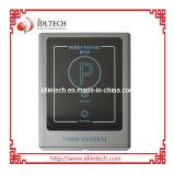 駐車場のアクセス制御のための実行中の長距離RFID読取装置