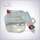8L/10L15L FDA Approved PE/PVC Outdoor Camping Collapsible Water Container