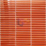 Rote Kristallstreifen-Fliese-Mosaik-Fliese (PT110)