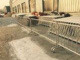 El control de multitudes de barrera para evento / Barricada portátiles / barreras peatonales