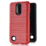 Гибридное тонкое аргументы за LG K4 M160 2017 телефона панцыря