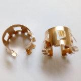 Métal personnalisé estampant des pièces pour le connecteur
