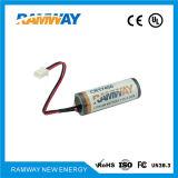 батарея лития 3.0V главным образом для отслежывателей морских животных (CR17450)