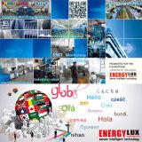E-L02h nachladbare Aluminium Druckguss-Fühler-Licht