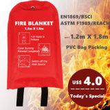 En couverture de sécurité incendie1869