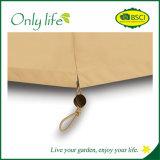 Coperchio della Tabella di Oxford Brown del coperchio della mobilia di Onlylife grande