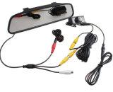 4.3Inch/Rétroviseur 5pouces moniteur avec appareil photo de stationnement