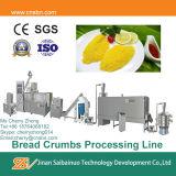 Chaîne de production industrielle de miettes de pain