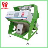 Máquina de classificador de cores vegetais desidratados