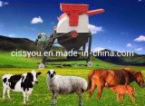 Scherpe Machine van de Snijder van het Kaf van het Stro van de Bijl van het Gras van het Voer van de koe de Kleine