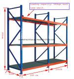 Sistema do racking do armazenamento prateleira dos bens Home do metal/da cremalheira/carga industriais usadas populares dos bens