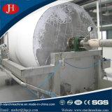 最もよい価格の真空フィルターカッサバ澱粉のカッサバの排水機械