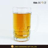 Kristallbier-Glas der Qualitäts-1.5L mit Griff