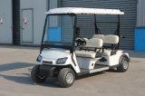Carro de golfe dos assentos do chinês 4 com alta qualidade