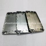 Pezzo meccanico di CNC di precisione per le coperture di alluminio